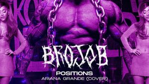 Un groupe de Metal bien intense reprend la chanson Positions d'Ariana Grande, et c'est hilarant