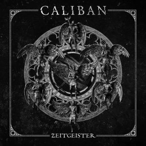Caliban annonce son nouvel album, Zeitgeister (détails & single)