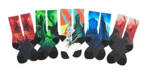 Children Of Bodom vend maintenant des chaussettes
