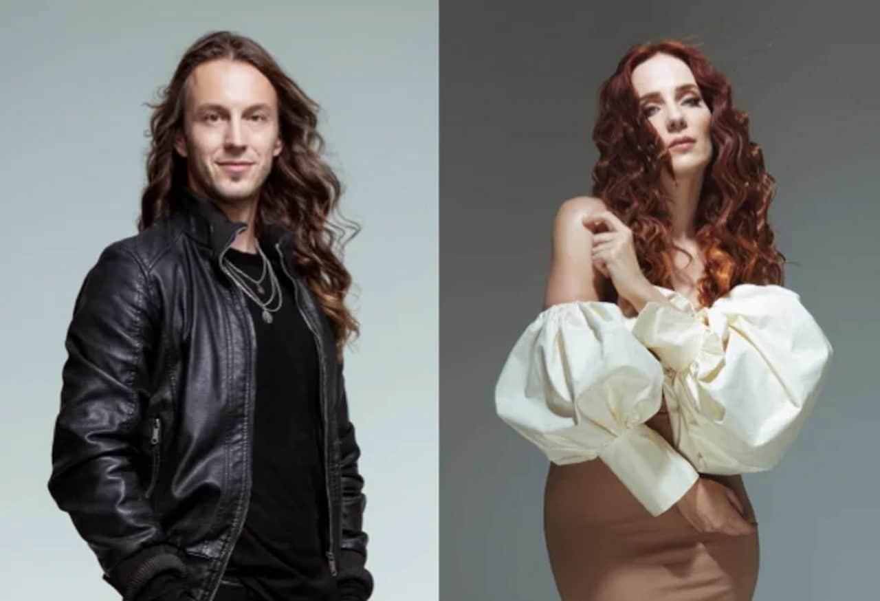 """Mark Jansen de Epica parle de la """"situation très particulière"""" que représente le fait d'être dans un groupe avec son ex-petite amie, Simone Simons"""