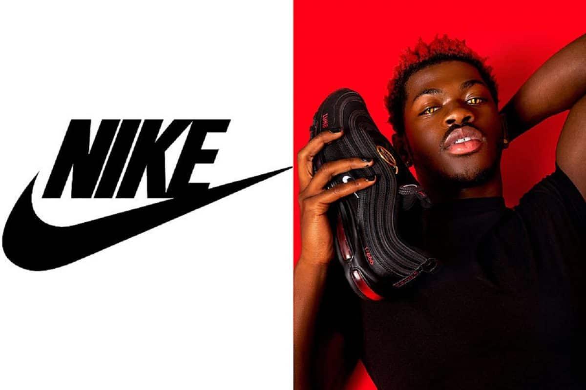 Nike poursuit MSCHF, la société des Satan Shoes, accusée de promouvoir le satanisme
