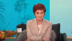 Sharon Osbourne quitte The Talk à la suite d'une discussion controversée