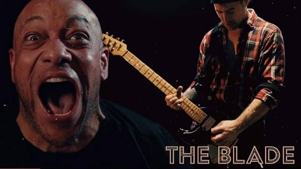 Sion (Howard Jones & Jared Dines) sort son premier single, The Blade !