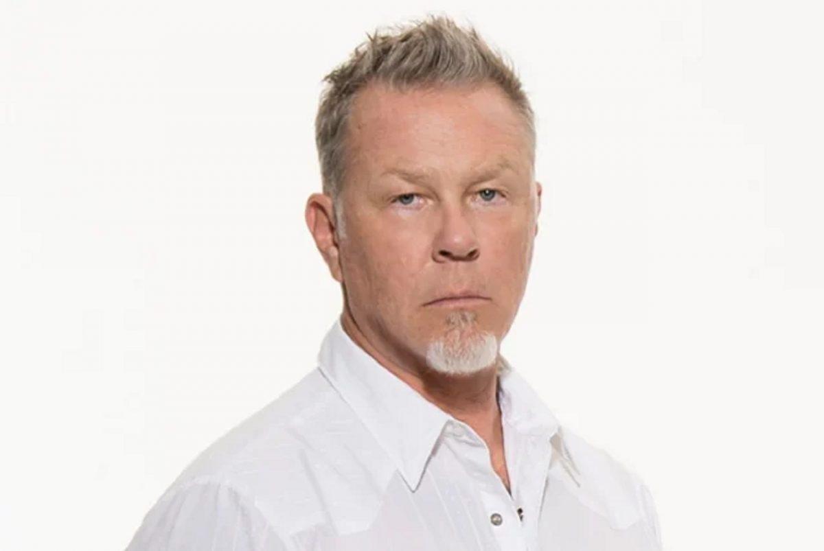 James Hetfield de Metallica participera à la soirée de charité virtuelle Little Kids Rock