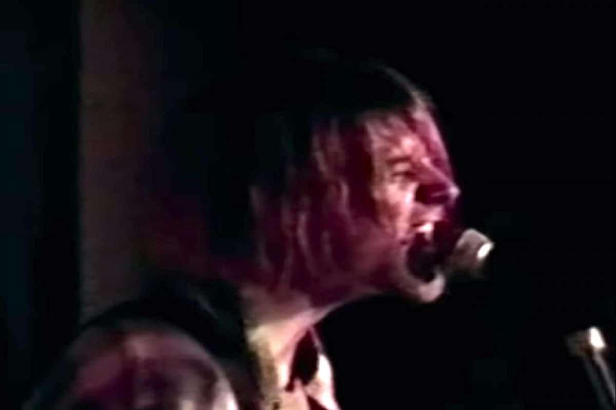 Il y a 30 ans, Nirvana jouait Smells Like Teen Spirit pour la première fois