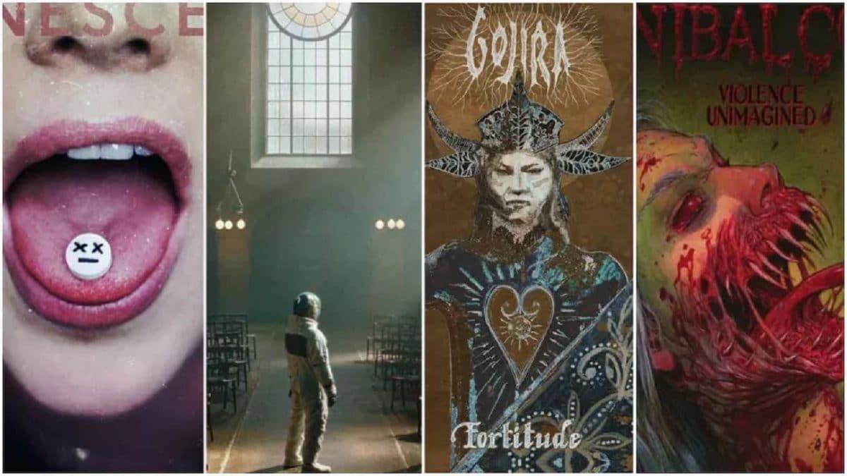 Les 20 meilleurs albums de Metal de 2021 jusqu'à présent