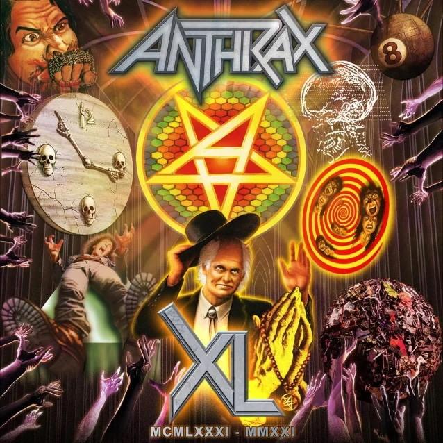 Anthrax annonce les festivités de son 40e anniversaire !