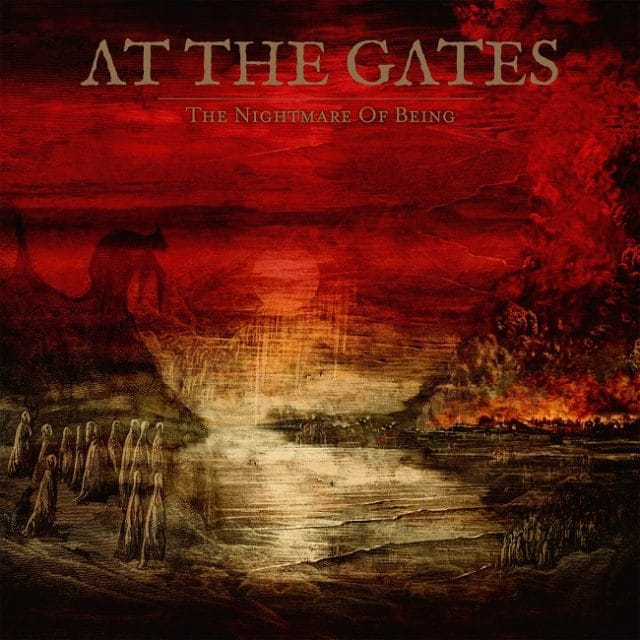 "At The Gates annonce un nouvel album ""très sombre"" mais ""pas négatif"", The Nightmare Of Being"
