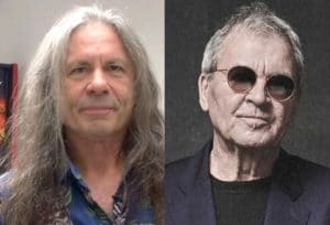 "Bruce Dickinson de Iron Maiden choisit Ian Gillan comme son ""Dieu du Rock"" : ""Speed King de Deep Purple m'a fait démarrer"""