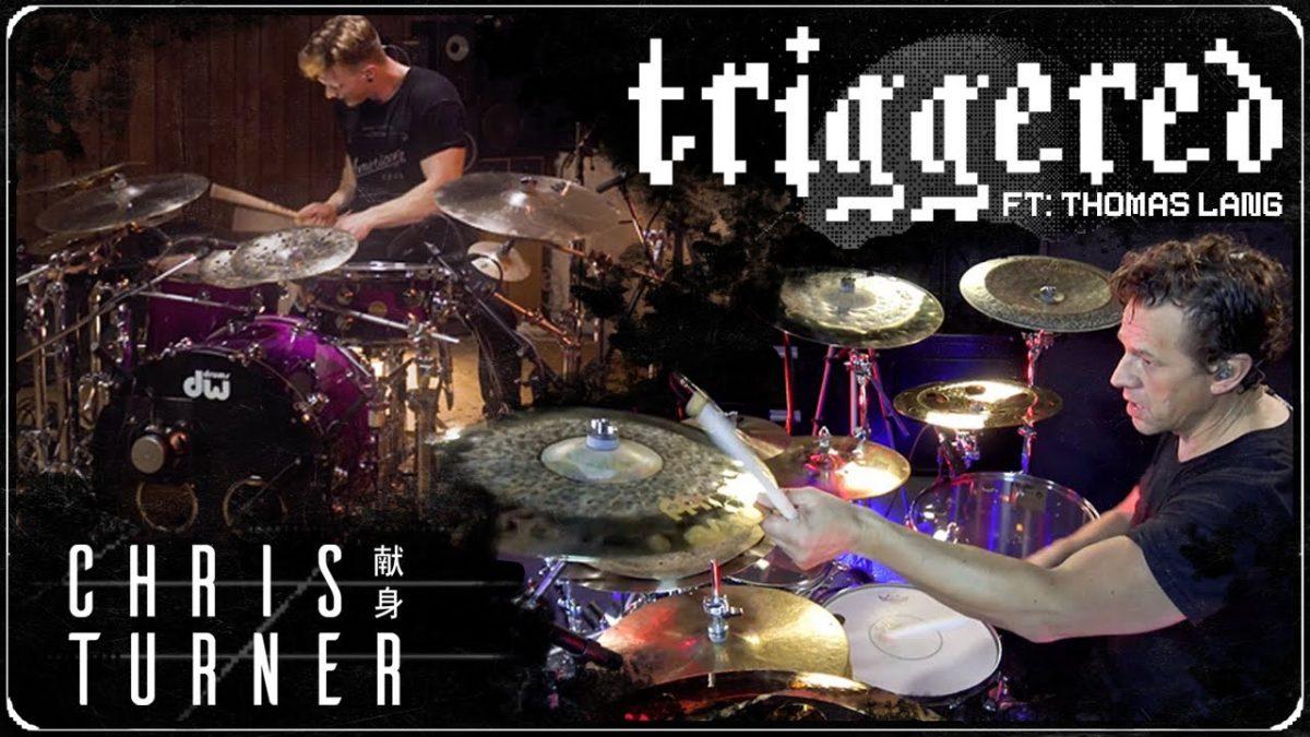 Chris Turner, le batteur déjanté de Oceans Ate Alaska, sort son deuxième single solo