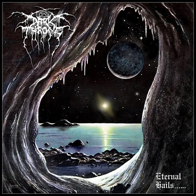 Darkthrone sortira son nouvel album, Eternal Hails......, en juin