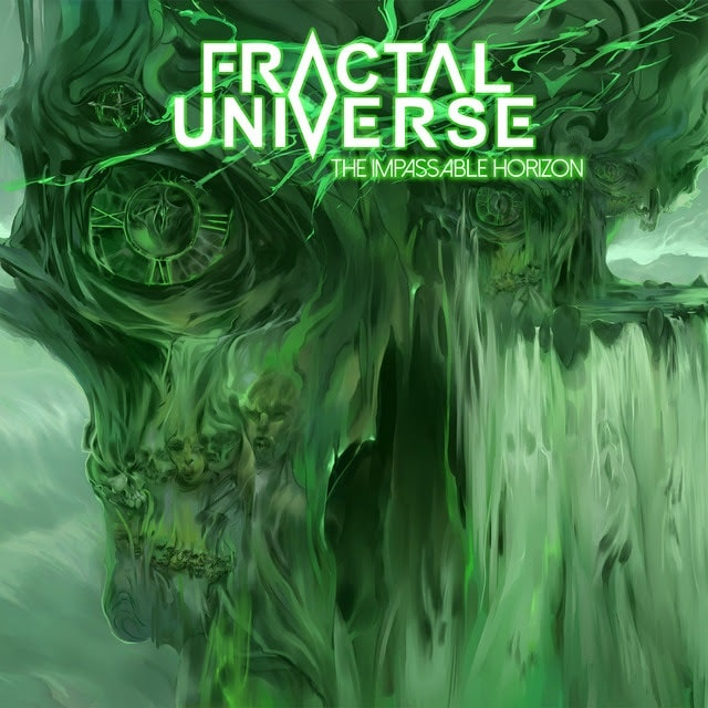 Le groupe de Death Metal français Fractal Universe annonce son nouvel album, The Impassable Horizon (détails & single)