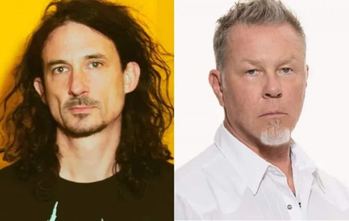 """Joe Duplantier de Gojira : """"James Hetfield m'a donné envie de jouer de la guitare"""""""