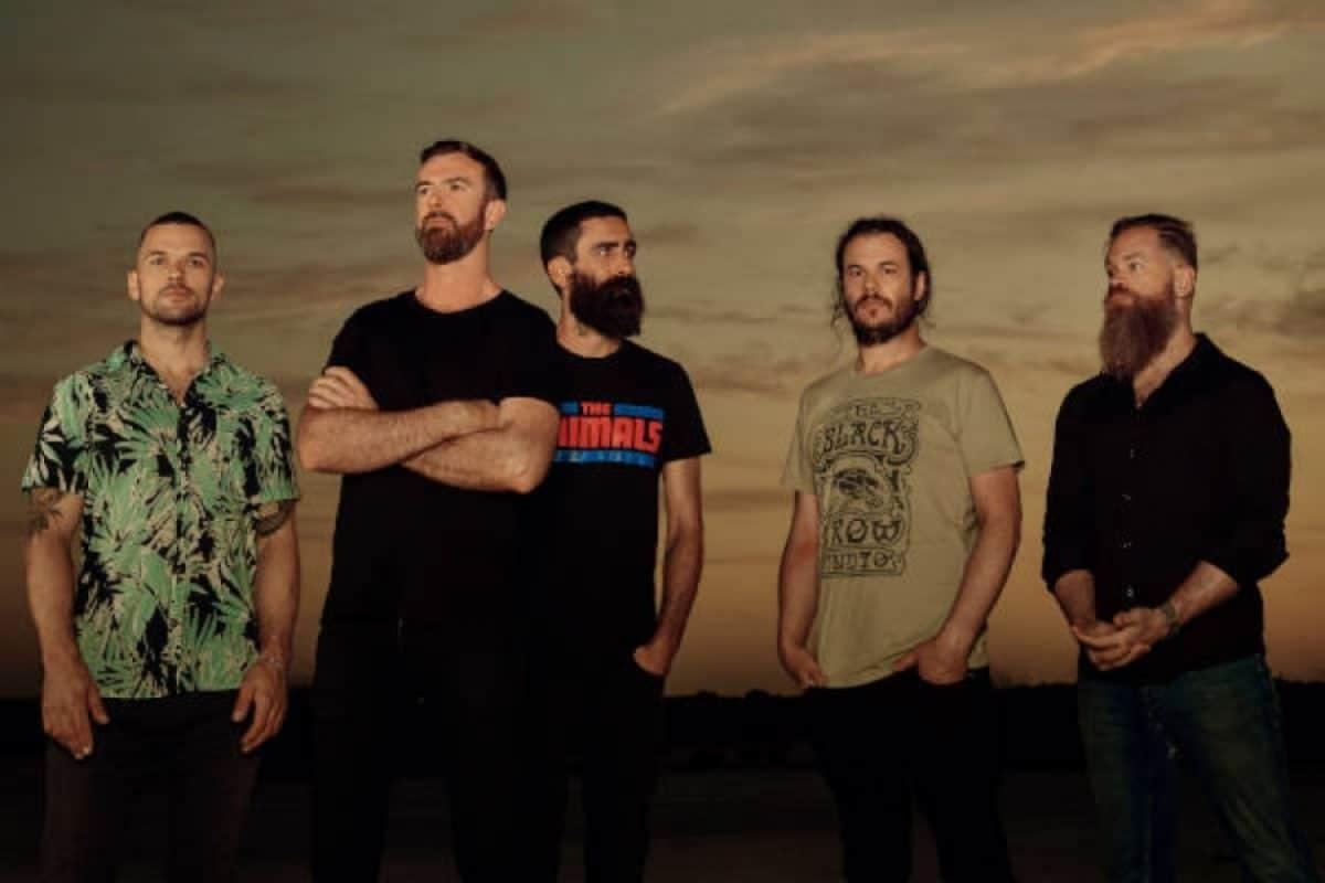 Karnivool annonce un livestream : The Decade Of Sound Awake