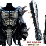Le costume officiel de Kiss, Demon Monster, est désormais disponible !
