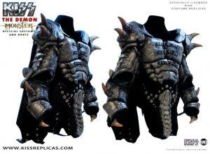 Le costume officiel de Kiss, Demon Monster, est désormais disponible !