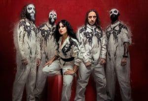 Lacuna Coil sortira son nouvel album live, Live From The Apocalypse, en juin