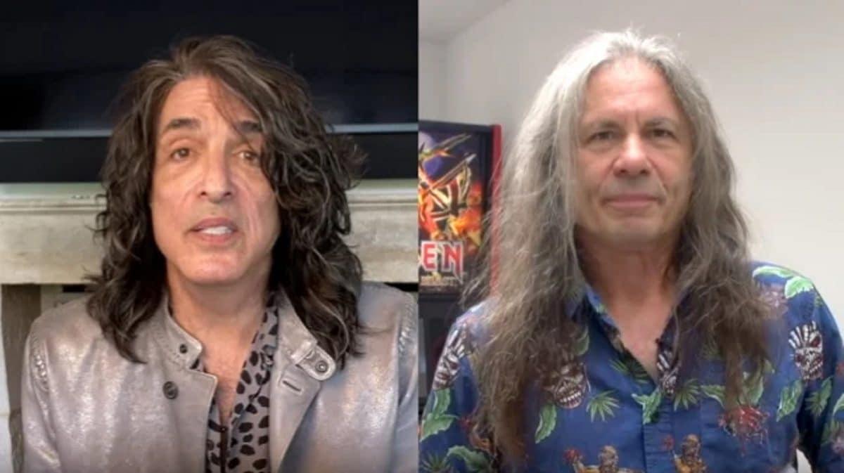 """Paul Stanley déclare que c'est de la """"folie"""" qu'Iron Maiden n'ait pas encore été intronisé dans le Rock And Roll Hall Of Fame"""
