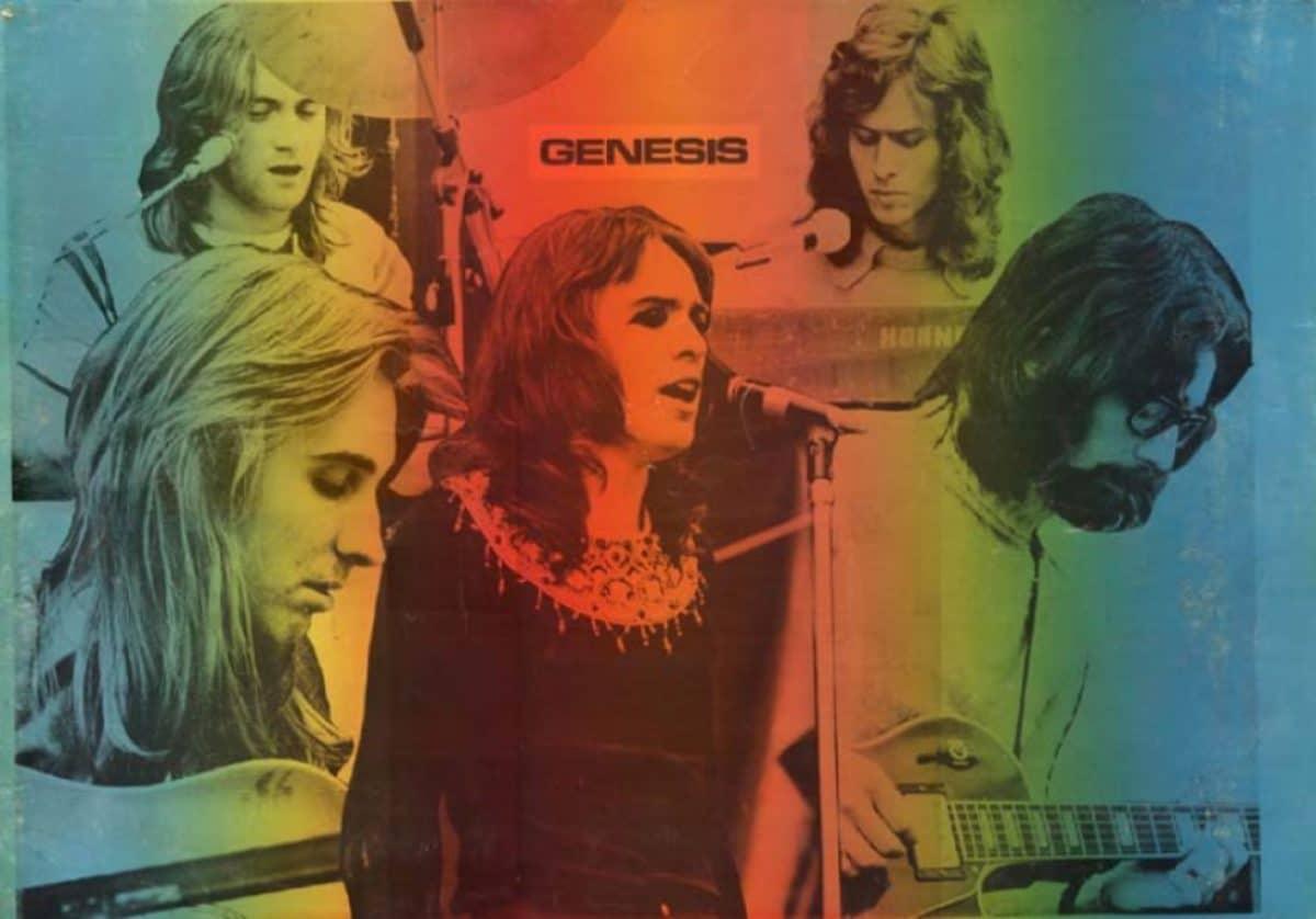 Regardez le concert totalement remastérisé en 4K de Genesis au Bataclan en 1973 !