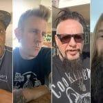 Un nouveau groupe demande à des vétérans du Metal de réagir à sa chanson