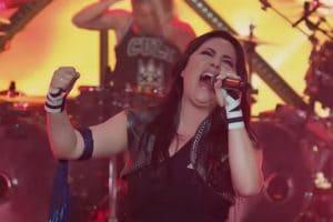 Regardez Evanescence jouer Better Without You lors du Kelly Clarkson Show !