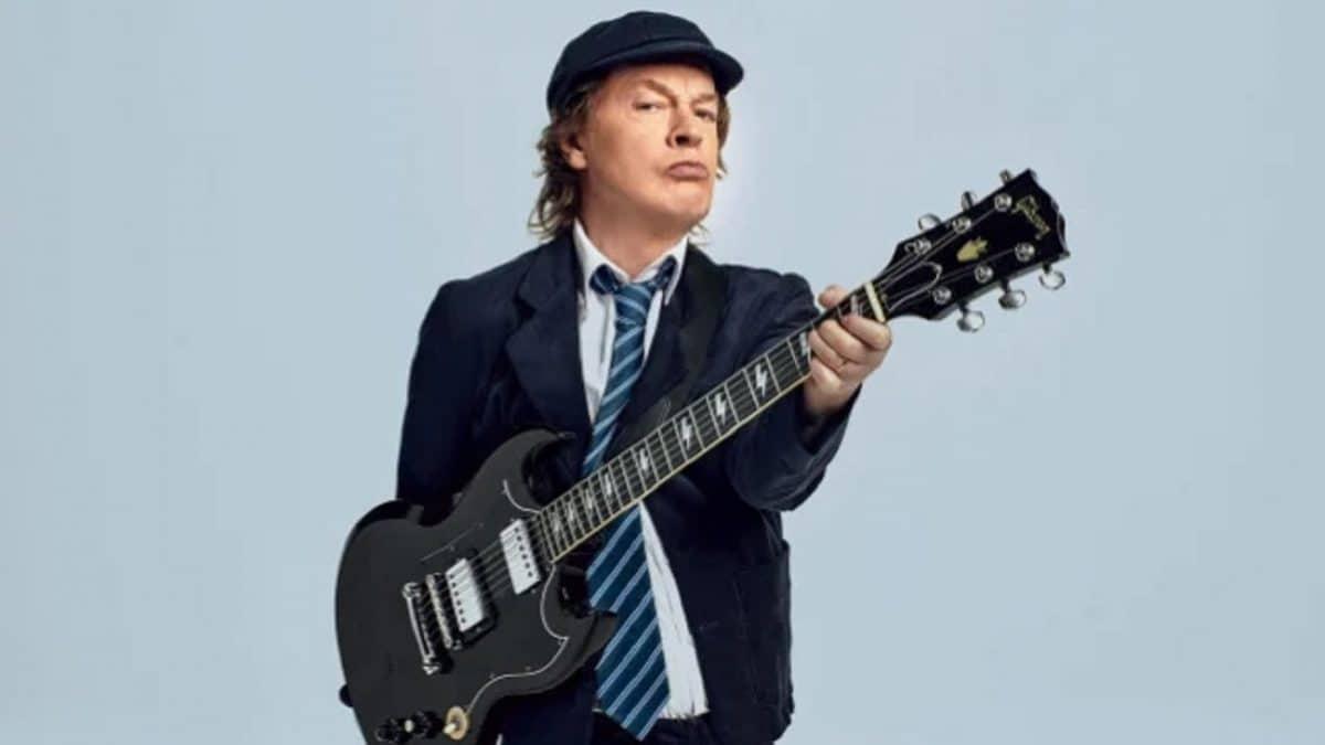 Angus Young de AC/DC dit qu'il n'a jamais eu de doutes sur la capacité du groupe à continuer