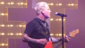 Regardez Corey Taylor (Slipknot/Stone Sour) démarrer sa tournée solo en Amérique