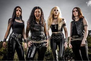 Le groupe de Death Metal Crypta publie une vidéo pour son deuxième single, Starvation