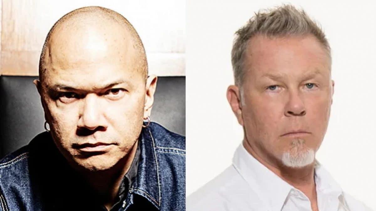 """Danko Jones à propos des commentaires de James Hetfield (Metallica) sur la vaccination Covid : """"Je ne suis pas surpris... C'est dangereusement irresponsable !"""""""