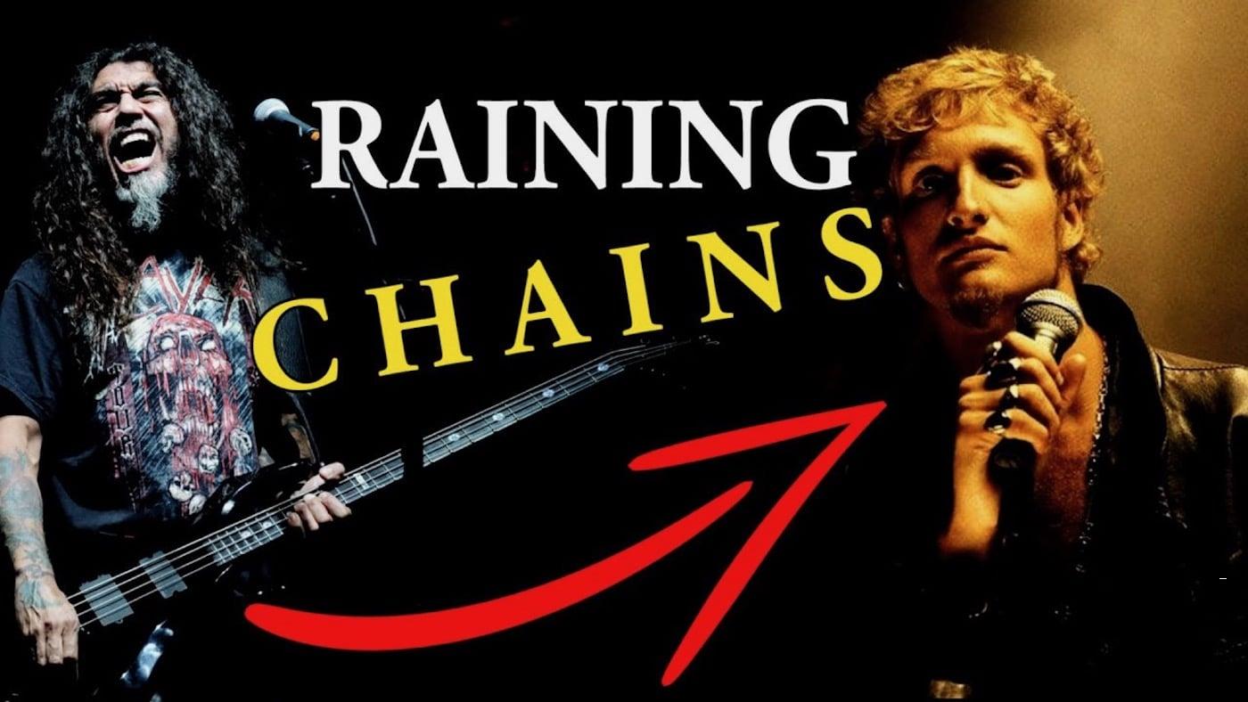Un génie réinterprète Raining Blood de Slayer dans le style de Alice In Chains, et ça donne : Raining Chains !