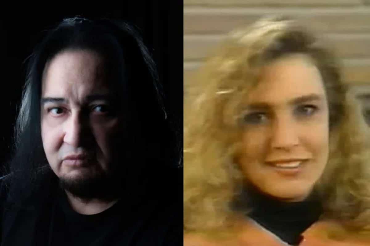 """Dino Cazares, de Fear Factory, se souvient d'avoir embrassé l'actrice Dana Plato : """"On avait formé un lien"""""""