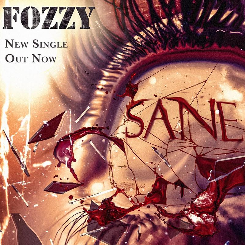 Fozzy, le groupe de Chris Jericho, dévoile un nouveau single : Sane !