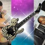 Les 13 guitares les plus bizarres de tous les temps !