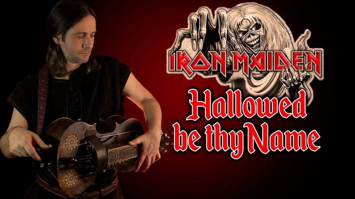 Iron Maiden : Cette reprise médiévale de Hallowed Be Thy Name déchire