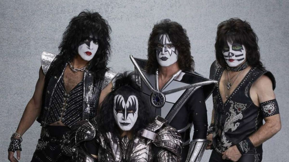 Kiss annonce les nouvelles dates de sa tournée européenne pour 2022 !