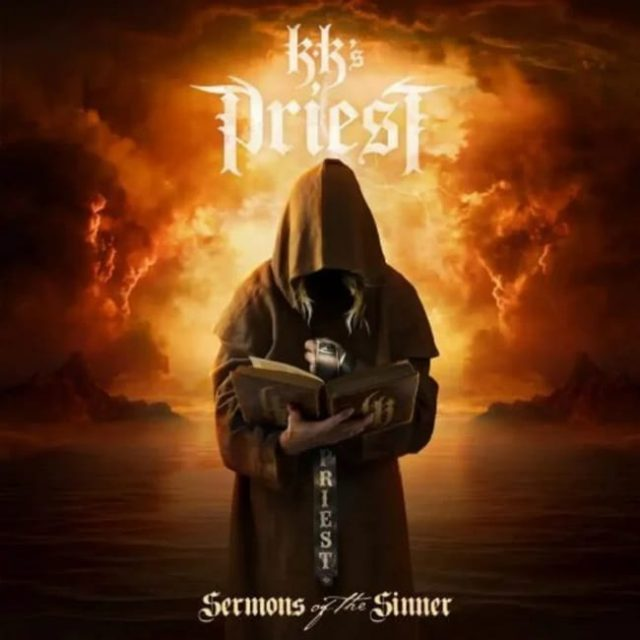 KK's Priest dévoile les détails de l'album Sermons Of The Sinner & la vidéo du single Hellfire Thunderbolt