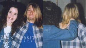 Les cheveux de Kurt Cobain (Nirvana) sont mis aux enchères
