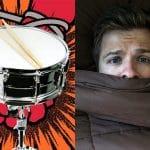 Regardez la caisse claire de St. Anger (Metallica) hanter le sommeil d'un métalleux !