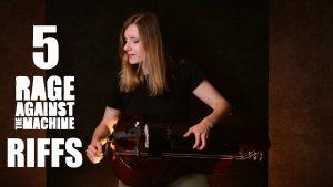 Regardez la joueuse de vielle à roue de Eluveitie interpréter 5 riffs iconiques de Rage Against The Machine