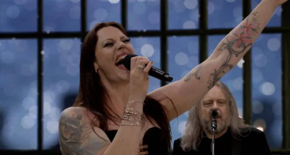 Le concert virtuel de Nightwish a attiré plus de 150 000 spectateurs