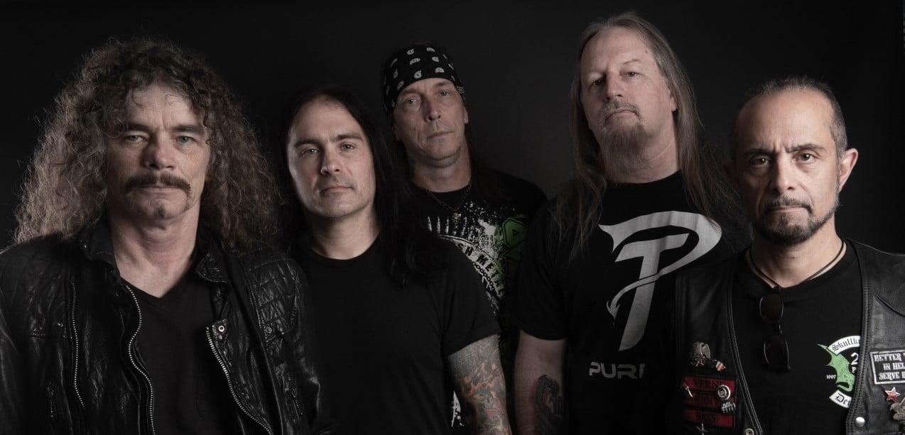 """Bobby """"Blitz"""" Ellsworth à propos du prochain album de Overkill : """"C'est la prochaine étape logique"""""""