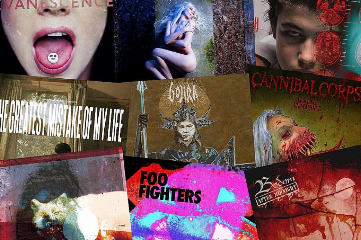 Les meilleurs albums Rock & Metal de 2021 (jusqu'à présent)