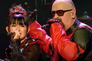 """Rob Halford de Judas Priest dit qu'il """"rêve"""" de collaborer avec Babymetal"""