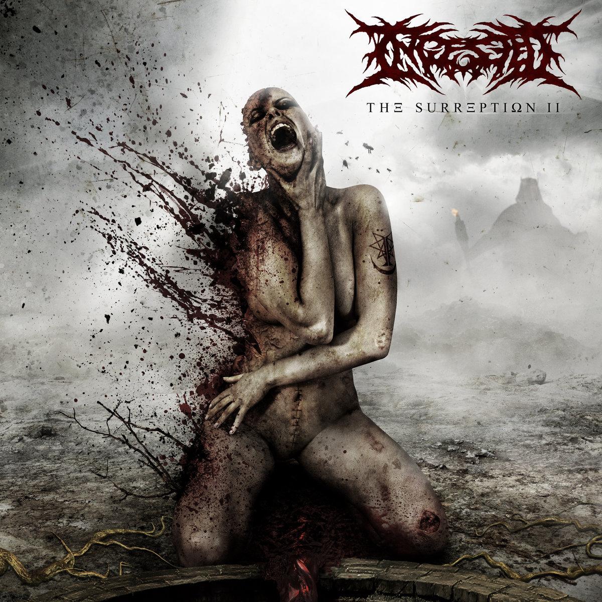 Ingested annonce la réédition de The Surreption II et publie le clip vidéo de Manifesting Obscenity !