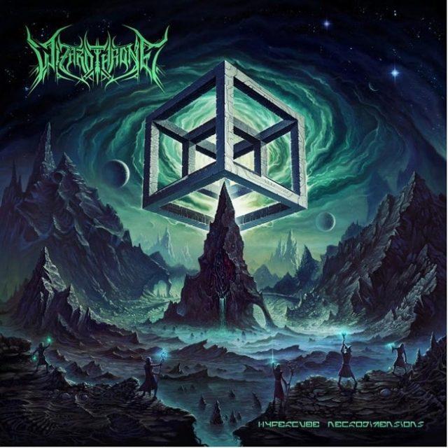 Hypercube Necrodimensions, le 1er album de Wizardthrone, une exploration des meilleures dimensions du Metal !