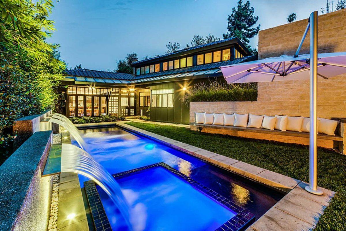 Tommy Lee de Mötley Crüe s'est offert un petit pied-à-terre de 4,1 millions de dollars en Californie : la ZenHouse !