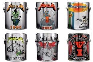 Comment Metallica s'est adressé à ses fans inconditionnels avec la série Fan Can