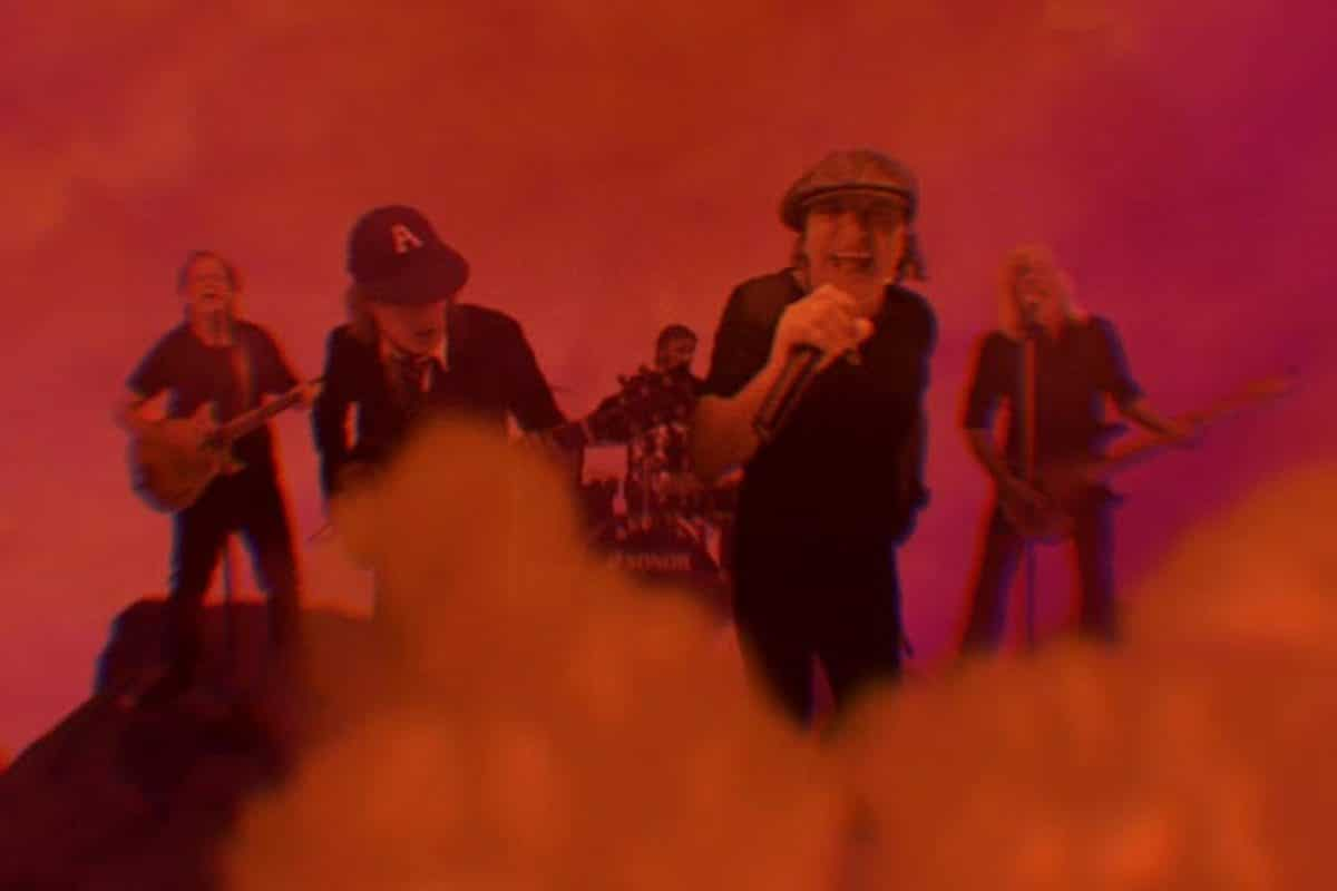 AC/DC : Regardez le nouveau clip vidéo pour Witch's Spell