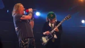 """Chris Slade sur Axl Rose en tant que frontman de AC/DC : """"C'était formidable"""""""