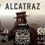 Le Festival Alcatraz dévoile son affiche 2021 !
